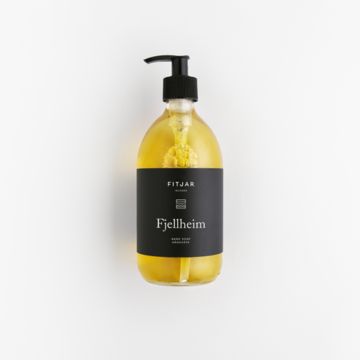 Fitjar Islands | Fjellheim Hand Soap 500ml