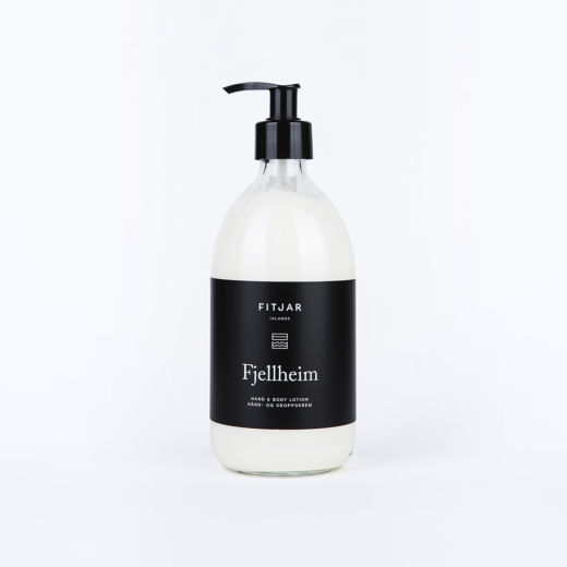 Fjellheim Hand & Body Lotion
