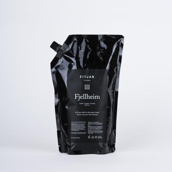 Fjellheim Hand & Body Lotion Refill