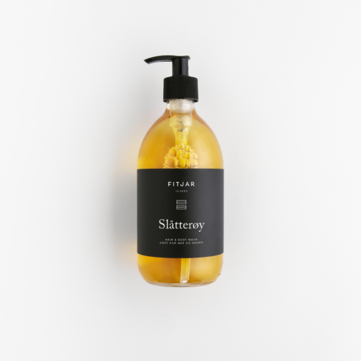 Fitjar Islands | Slatteroy Hair & Body Wash 500ml