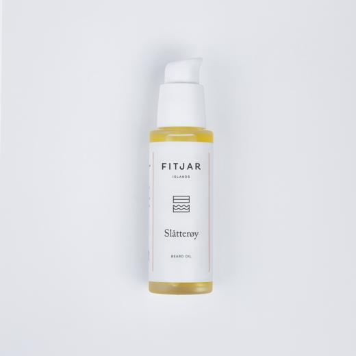 Slåtterøy beard oil