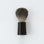 Olav Eldoy Badger Brush | Black Oak