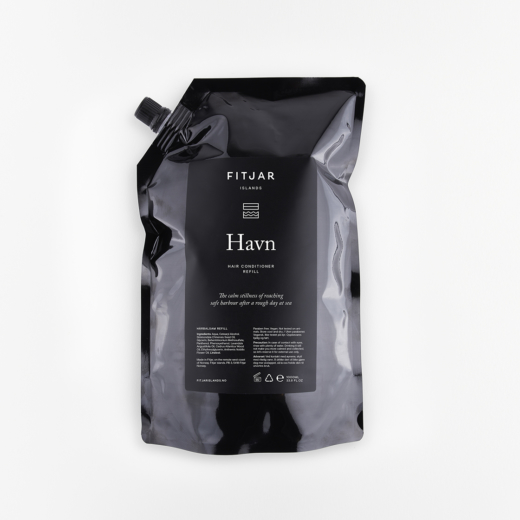 Havn Hair Conditioner 1000ml Refill   Fitjar Islands